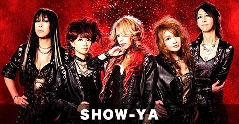 SHOW-YA 写真